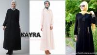 2015 Kayra Ferace Modelleri-Kayra Yeni Sezon Ferace Modelleri