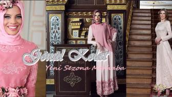 2015 Gönül Kolat Dantel Abiye Modelleri