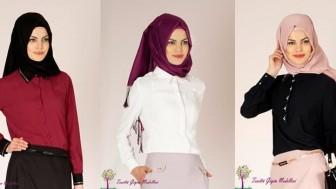 Yeni Sezon Bluz Modelleri Alvina