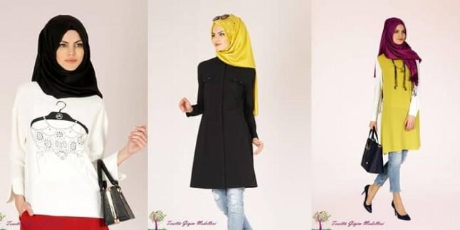 2015 Yazlık Tunik Modelleri Alvina