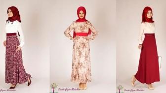 Alvina Son Moda Elbise Modelleri