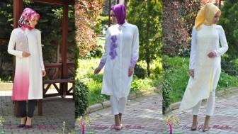 Armine Yazlık Tunik Modelleri 2015
