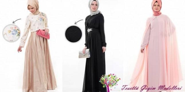 Puane Şık Elbise Modelleri 2015