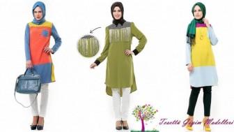 Puane Yazlık Tunik Modelleri 2015