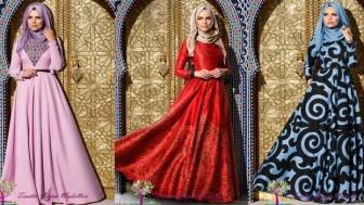 Müslima Wear Tesettür Elbise Modelleri