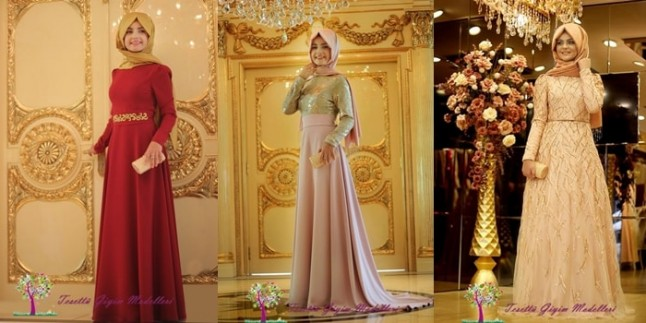 Pınar Şems Mezuniyet Elbiseleri 2015