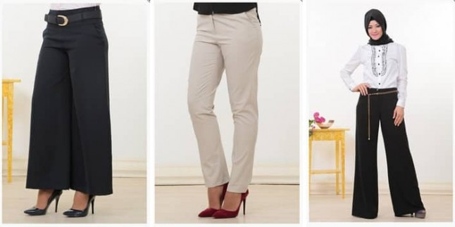 Soral Marka Bayan Pantolon Modelleri 2015