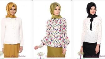 2015 Bluz Modelleri Tozlu Giyim