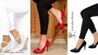 Tozlu Giyim Ayakkabı Modelleri