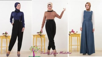 Tesettür Tulum Modelleri 2015