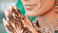 Kına Gecelerinde Hint Kınası Dövmeleri