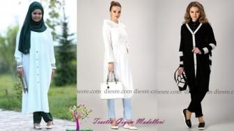 Ghisa Tesettür Giyim Modelleri