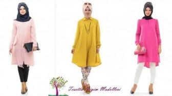 Aramiss Tesettür Tunik Modelleri
