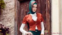 2016 Alvina Tesettür Giyim Modelleri