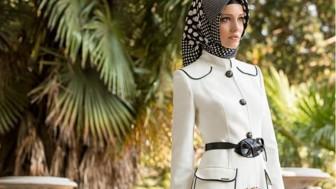 2016 Tesettür Kışlık Pardesü Modelleri