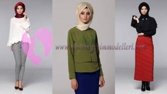 Tozlu Bluz Modelleri 2016