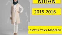 2015-2016 Nihan Tesettür Yelek Modelleri