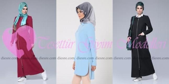 2016 Touche Tesettür Giyim Modelleri