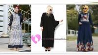 Modanisa Büyük Beden Elbise Tasarımları