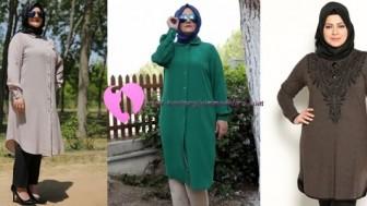 Modanisa Büyük Beden Tunik Modelleri