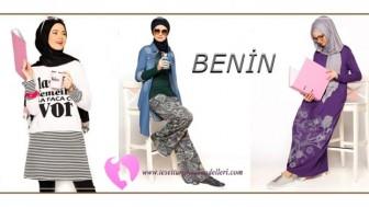 Benin Tunik Pantolon Elbise Modelleri