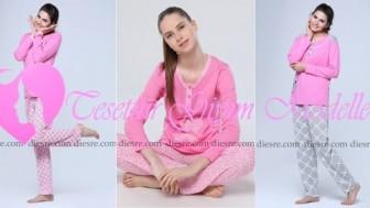 Diesre Pijama Modelleri 2016