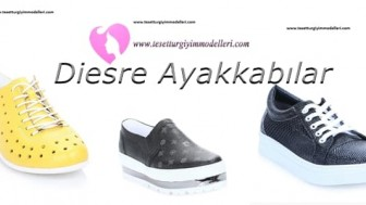 Diesre Spor Ayakkabı Modelleri