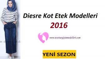 Diesre Kot Etek Modelleri 2016