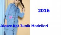 Diesre Kot Tunik Modelleri 2016