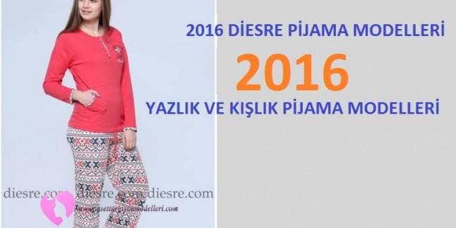Diesre Pijama Modelleri