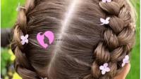 Kızımın Saçını Nasıl Örsem ?