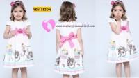 Diesre Çocuk Elbise Modelleri 2016