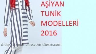 Aşiyan Tunik Modelleri 2016