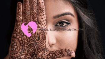 Düğünde Hint Kınası Yaptıracağım