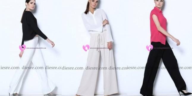 Jupe Bayan Pantolon Modelleri