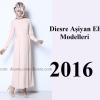 2016 Aşiyan Elbise Modelleri