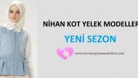 Nihan Kot Yelek Modelleri