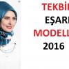 Tekbir Eşarp Modelleri 2016