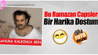 Çok Komik Ramazan Capsleri