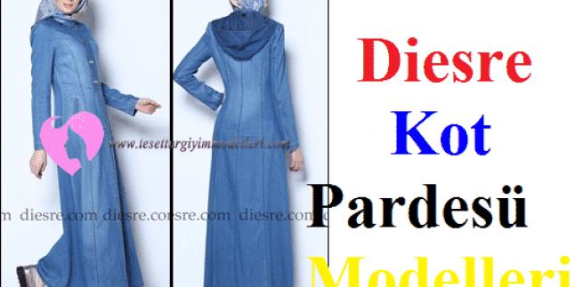Diesre Kot Pardesü Modelleri 2016
