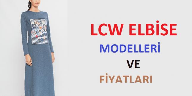 Lcw Tesettür Elbise Modelleri ve Fiyatları