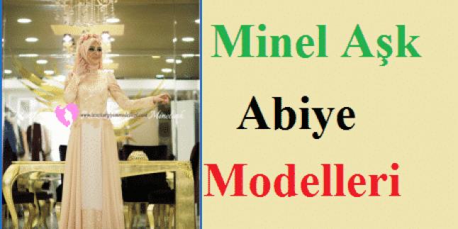 Minel Aşk Abiye Modelleri 2016