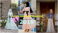 Minel Aşk Elbise Modelleri 2016