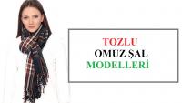 Tozlu Giyim Omuz Şalı Modelleri