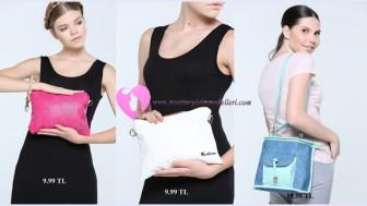 Tozlu Çapraz Çanta Modelleri