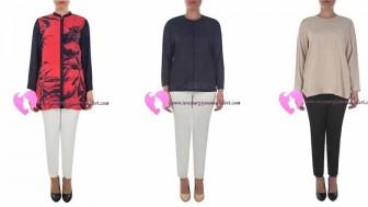 Aker Büyük Beden Elbise Modelleri