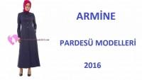 Armine Pardesü Modelleri 2016