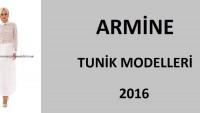 Armine Tunik Modelleri 2016