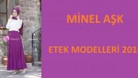 Minel Aşk Etek Modelleri 2016