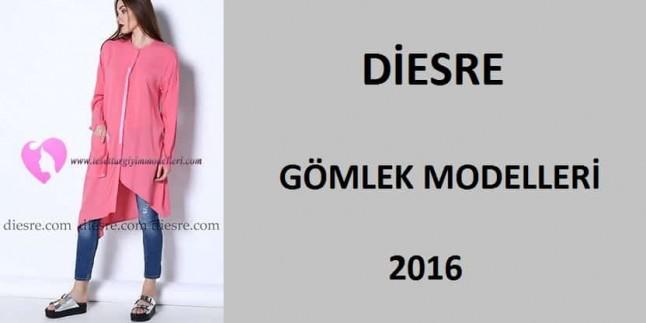 Diesre Gömlek Modelleri 2016